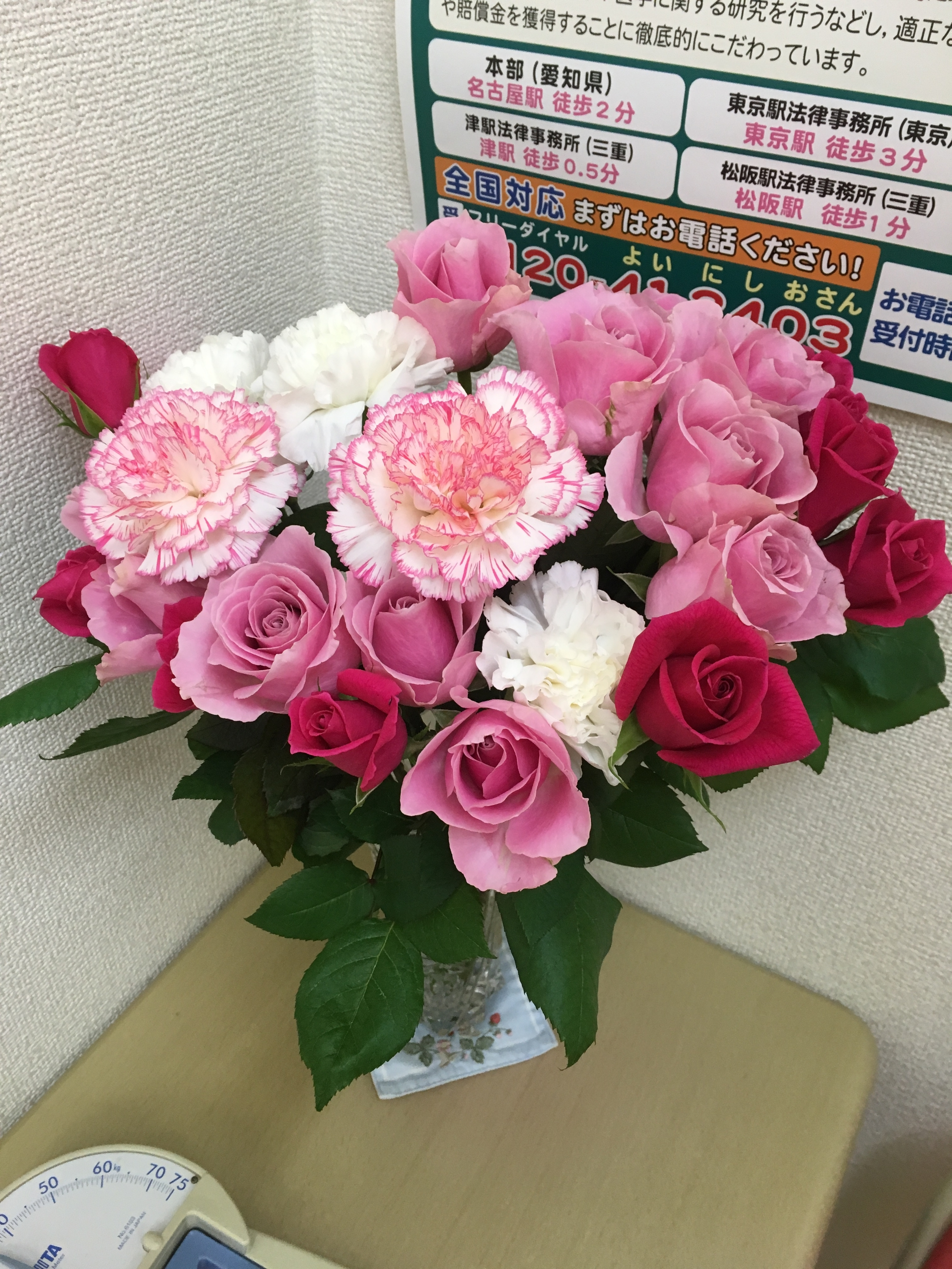 お花 バラ